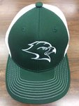 DARK GREEN RIVERHAWK CAP
