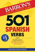 501 SPANISH VERBS (REV) (P)
