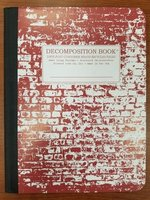 DECOMPOSITION NOTEBOOK - BRICK IN THE WALL
