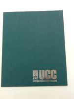 UCC DOUBLE POCKET FOLDER