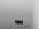 UCC Fountain Cards w/Envelopes - 10 pack