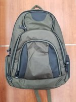 BASECAMP CONCOURSE LAPTOP BACKPACK OLIVE GREEN