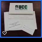 UCC GRADUATION ANNOUNCEMENTS (15 PACK)