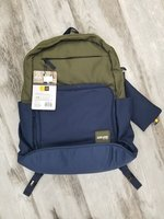 QUERY BACKPACK OLIVE/NAVY
