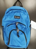 EVEREST SPORTY BACKPACK - ROYAL BLUE