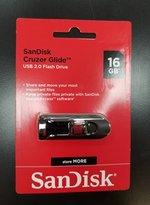 SANDISK CRUZER GLIDE USB 16GB