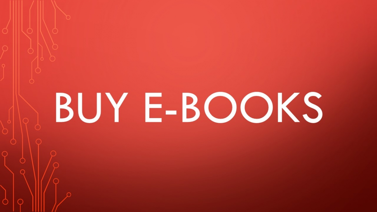 Buy e-books